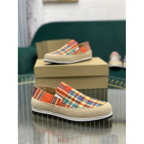Burberry Casual Shoes For Men #811707