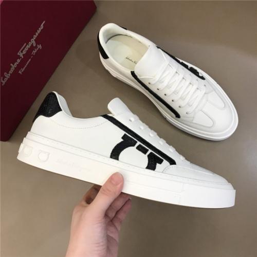Ferragamo Salvatore FS Casual Shoes For Men #811712