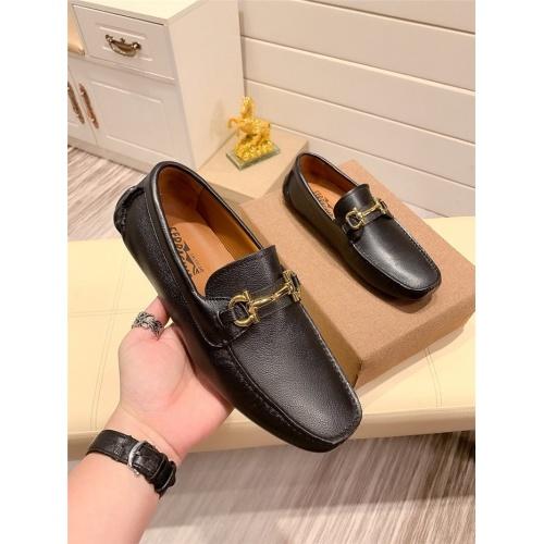 Ferragamo Salvatore FS Casual Shoes For Men #811723