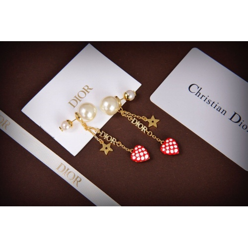 Christian Dior Earrings #811732 $34.00, Wholesale Replica Christian Dior Earrings