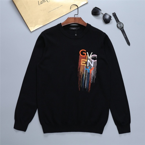 Givenchy Sweater Long Sleeved O-Neck For Men #811770