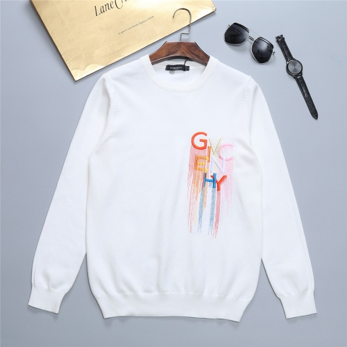 Givenchy Sweater Long Sleeved O-Neck For Men #811771
