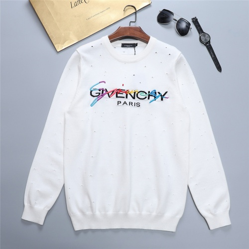 Givenchy Sweater Long Sleeved O-Neck For Men #811772
