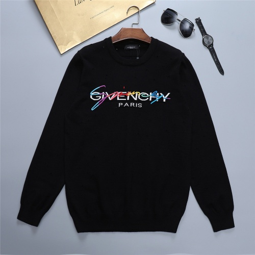 Givenchy Sweater Long Sleeved O-Neck For Men #811773