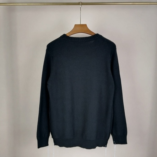 Replica Alexander McQueen Sweater Long Sleeved O-Neck For Men #811779 $45.00 USD for Wholesale
