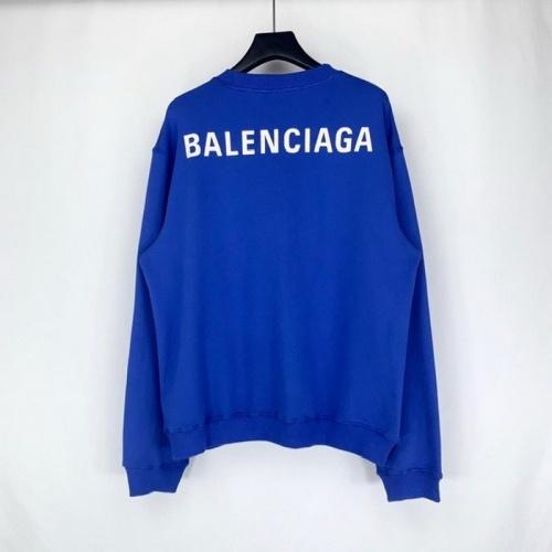 Balenciaga Hoodies Long Sleeved O-Neck For Men #811789