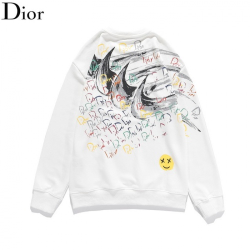 Christian Dior Hoodies Long Sleeved O-Neck For Men #811808