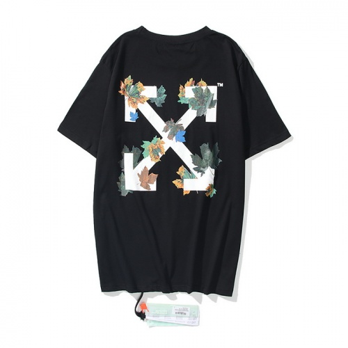 Off-White T-Shirts Short Sleeved O-Neck For Men #811863
