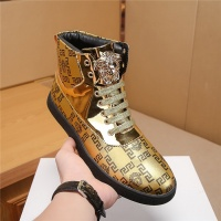 $69.84 USD Versace High Tops Shoes For Men #804491
