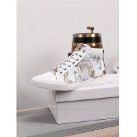 $79.54 USD Versace High Tops Shoes For Men #805941