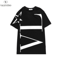 $28.13 USD Valentino T-Shirts Short Sleeved O-Neck For Men #806115