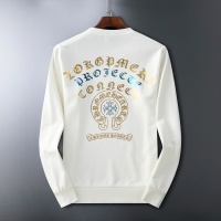 $60.00 USD Chrome Hearts Hoodies Long Sleeved O-Neck For Men #807778