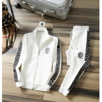 $98.00 USD Versace Tracksuits Long Sleeved Zipper For Men #807816