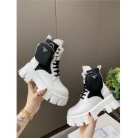 $108.00 USD Prada Boots For Women #807830
