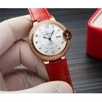 $235.00 USD Cartier AAA Quality Watches For Women #807969