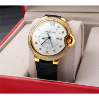 $235.00 USD Cartier AAA Quality Watches For Women #807970