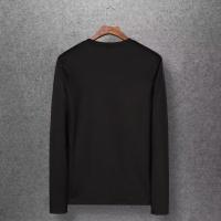 $27.00 USD Balenciaga T-Shirts Long Sleeved O-Neck For Men #808469