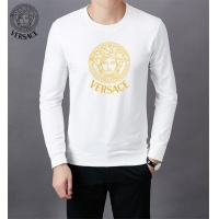 $40.00 USD Versace Hoodies Long Sleeved O-Neck For Men #808837