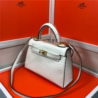 $93.00 USD Hermes AAA Quality Messenger Bags For Women #809406