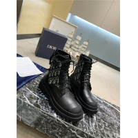 $105.00 USD Christian Dior Boots For Women #809573