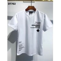$25.00 USD Dsquared T-Shirts Short Sleeved O-Neck For Men #810048