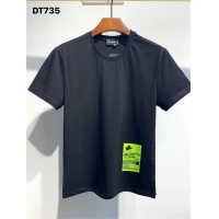 $25.00 USD Dsquared T-Shirts Short Sleeved O-Neck For Men #810061
