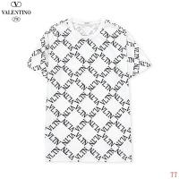 $27.00 USD Valentino T-Shirts Short Sleeved O-Neck For Men #810282