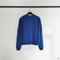 $39.00 USD Christian Dior Hoodies Long Sleeved O-Neck For Men #810299