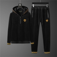 $98.00 USD Versace Tracksuits Long Sleeved Zipper For Men #810585