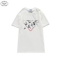 $27.00 USD Prada T-Shirts Short Sleeved O-Neck For Men #810780
