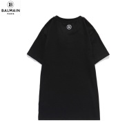 $27.00 USD Balmain T-Shirts Short Sleeved O-Neck For Men #810792