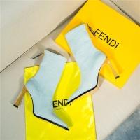 $100.00 USD Fendi Boots For Women #811068