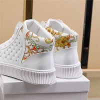 $80.00 USD Versace High Tops Shoes For Men #811132