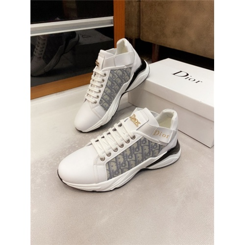 Christian Dior Casual Shoes For Men #811943