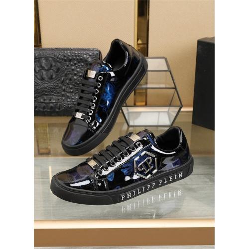 Philipp Plein PP Casual Shoes For Men #811952 $80.00, Wholesale Replica Philipp Plein Shoes