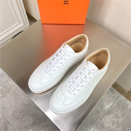 Hermes Casual Shoes For Men #812051