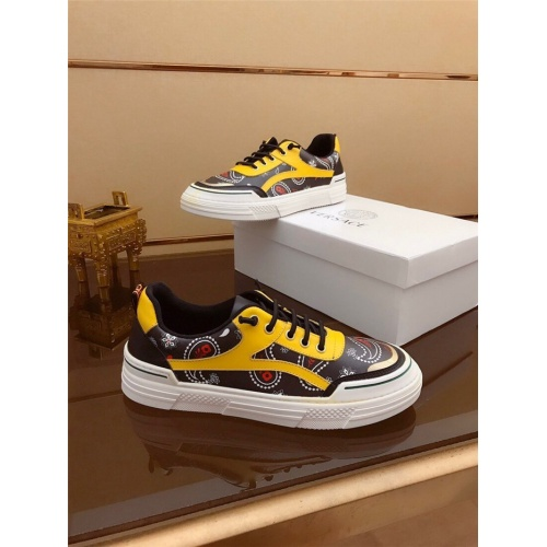 Versace Casual Shoes For Men #812054