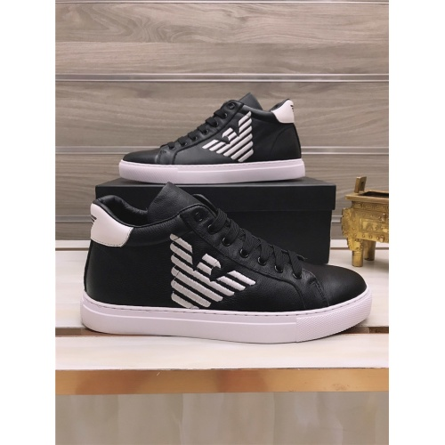 Armani Casual Shoes For Men #812074
