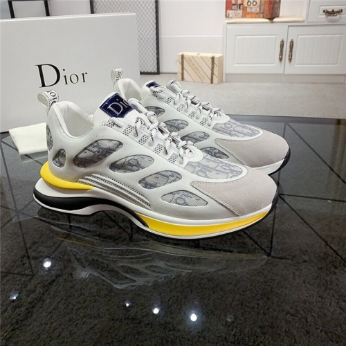 Christian Dior Casual Shoes For Men #812097