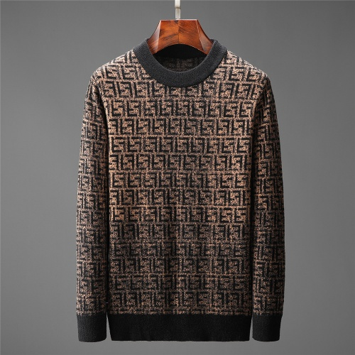 Fendi Sweaters Long Sleeved For Men #812155