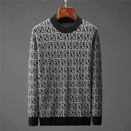Fendi Sweaters Long Sleeved For Men #812168