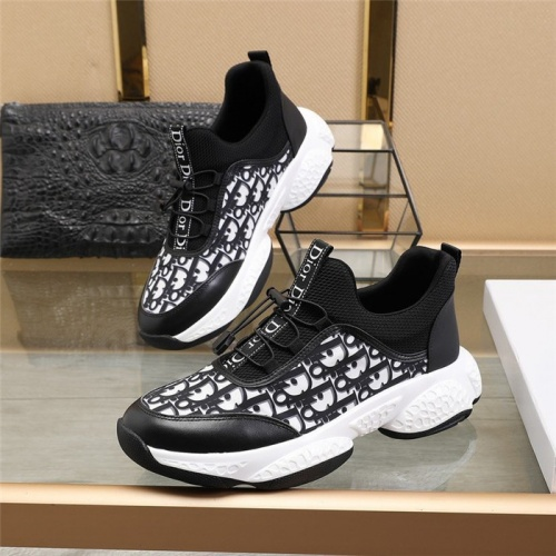 Christian Dior Casual Shoes For Men #812258