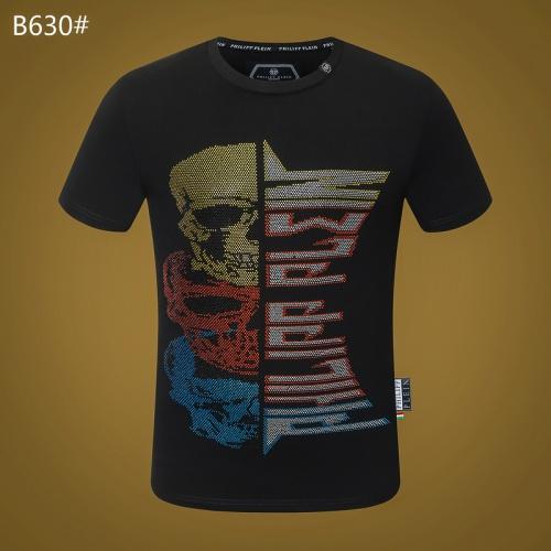 Philipp Plein PP T-Shirts Short Sleeved O-Neck For Men #812338