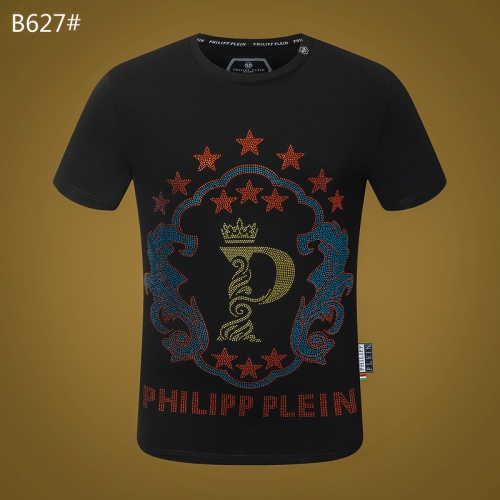 Philipp Plein PP T-Shirts Short Sleeved O-Neck For Men #812340