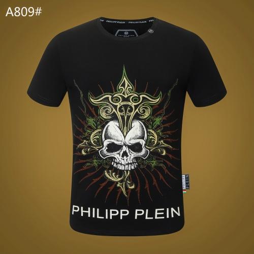 Philipp Plein PP T-Shirts Short Sleeved O-Neck For Men #812341