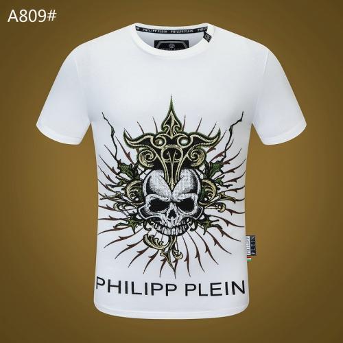 Philipp Plein PP T-Shirts Short Sleeved O-Neck For Men #812342