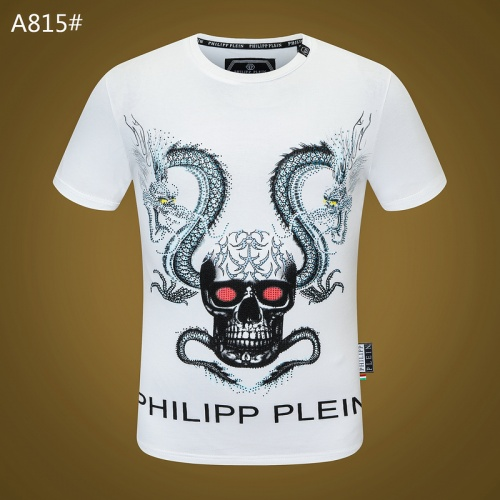 Philipp Plein PP T-Shirts Short Sleeved O-Neck For Men #812343