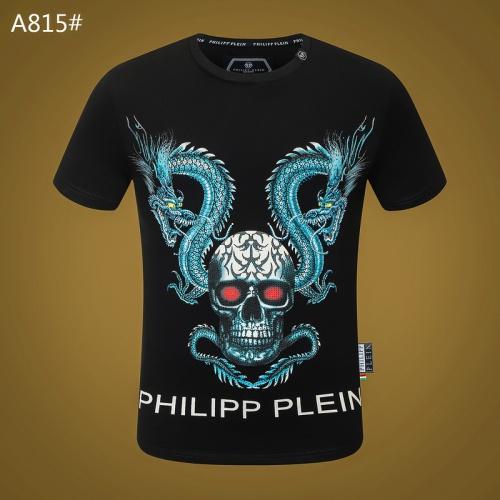 Philipp Plein PP T-Shirts Short Sleeved O-Neck For Men #812344