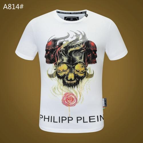 Philipp Plein PP T-Shirts Short Sleeved O-Neck For Men #812347