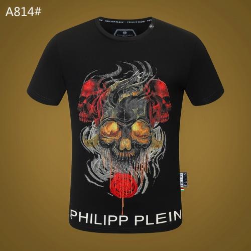 Philipp Plein PP T-Shirts Short Sleeved O-Neck For Men #812348